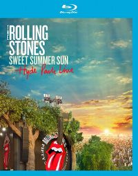 Cover The Rolling Stones - Sweet Summer Sun - Hyde Park Live [DVD]
